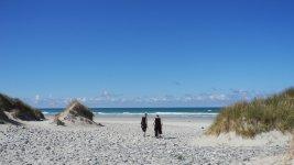 Meer am Strand von Treguennec in der Bucht von Audierne