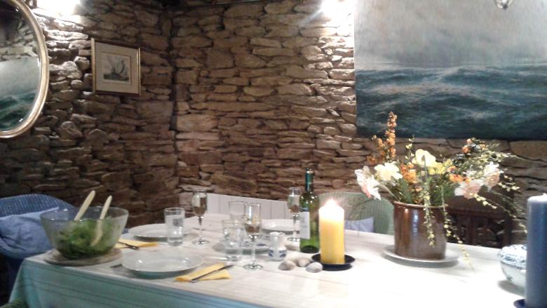 Bretagne Ferienhaus Merlintafel